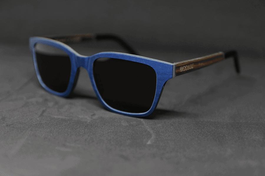 משקפי שמש - פסיפיק Mr. Woodini