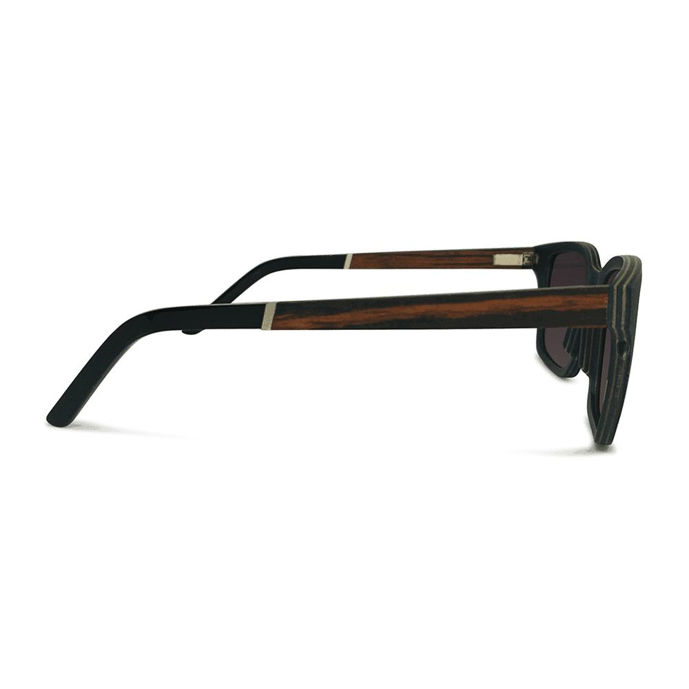 משקפי שמש מעץ - Pacific