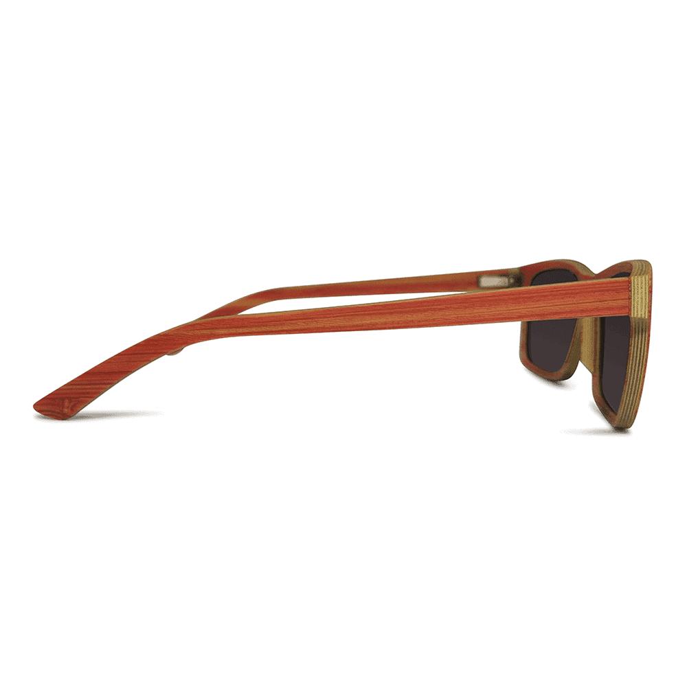 משקפי שמש מעץ - Pinky