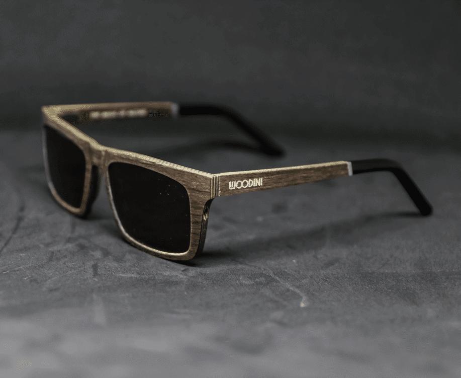 Waipoua - משקפי שמש מעץ - Mr. Woodini Eyewear