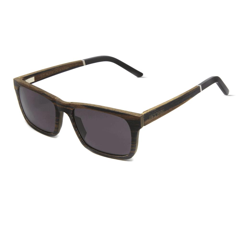 דגם Banff - משקפי שמש מעץ מייפל - Mr. Woodini
