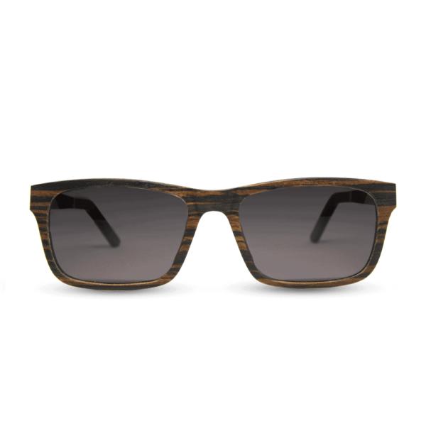 משקפי שמש מעץ - Banff