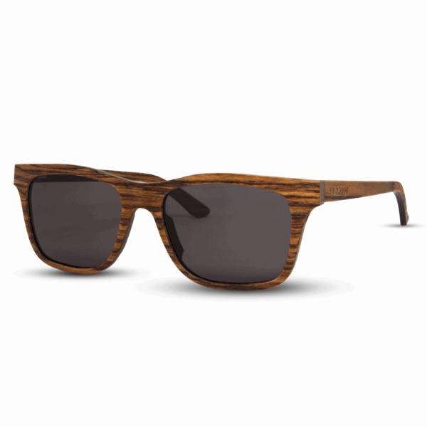brownie משקפי שמש מעץ