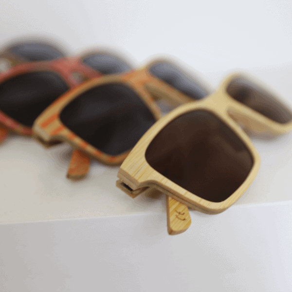 wooden sunglasses colors
