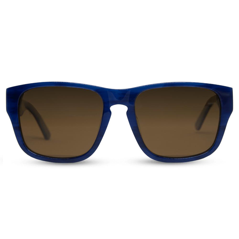 משקפי שמש מאצטט ועץ - דגם Caribbean