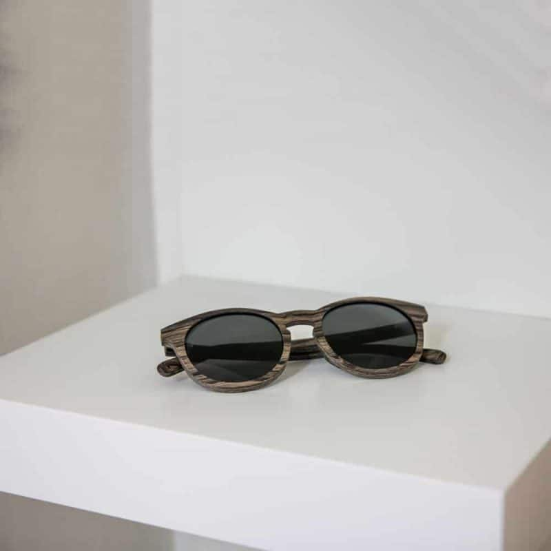 resin mr woodini - משקפי שמש מעץ