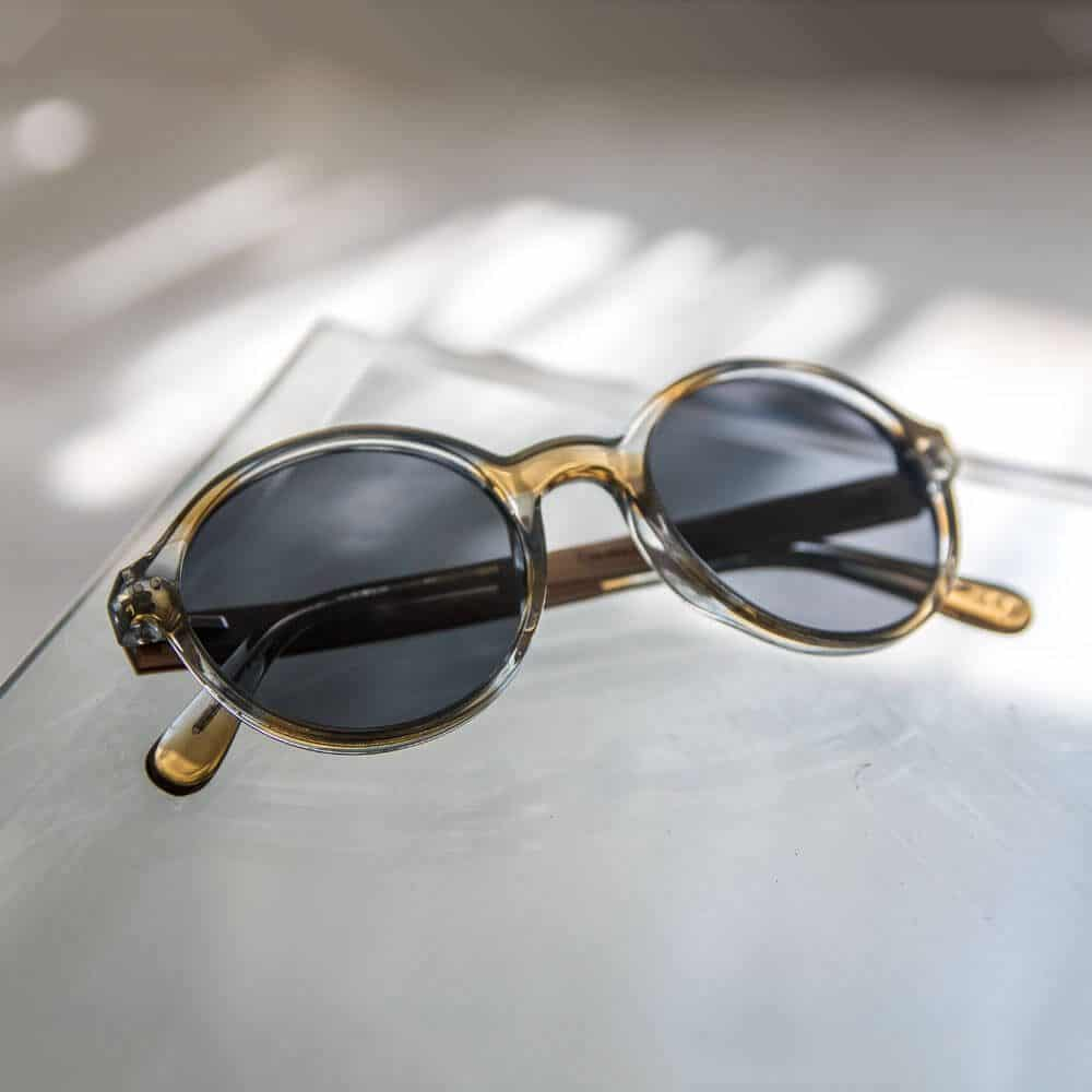 crise acetate sunglasses
