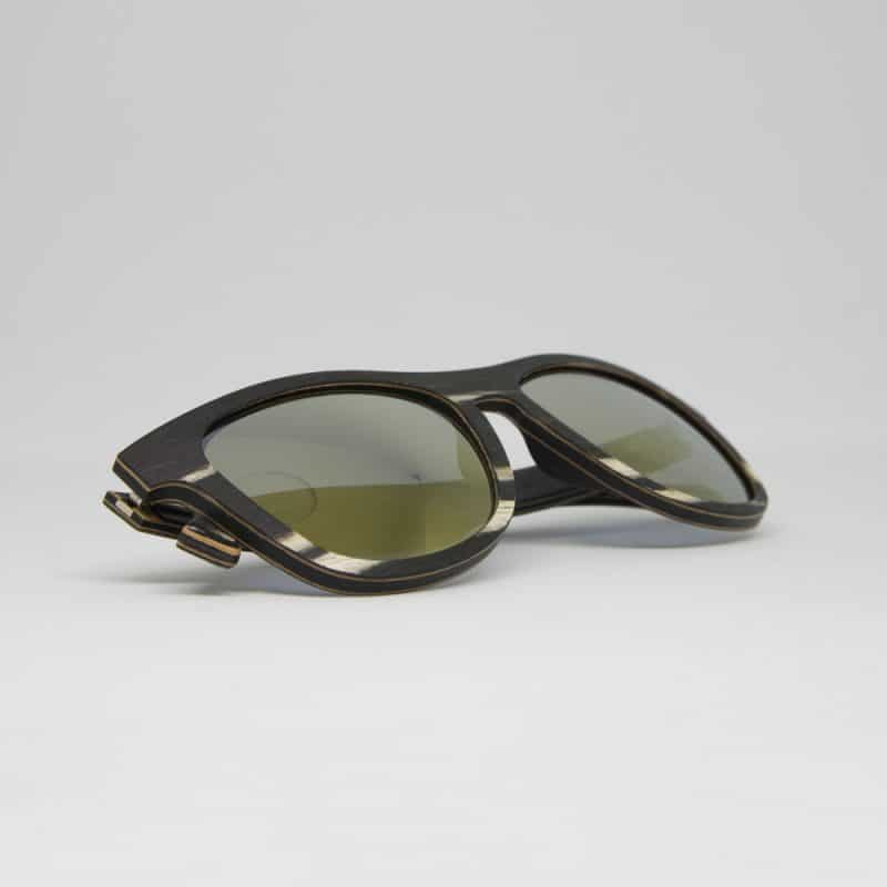 Cobra - Mr. Woodini משקפי שמש מעץ