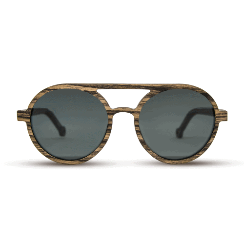 Magic - Front | Mr. Woodini Eyewear