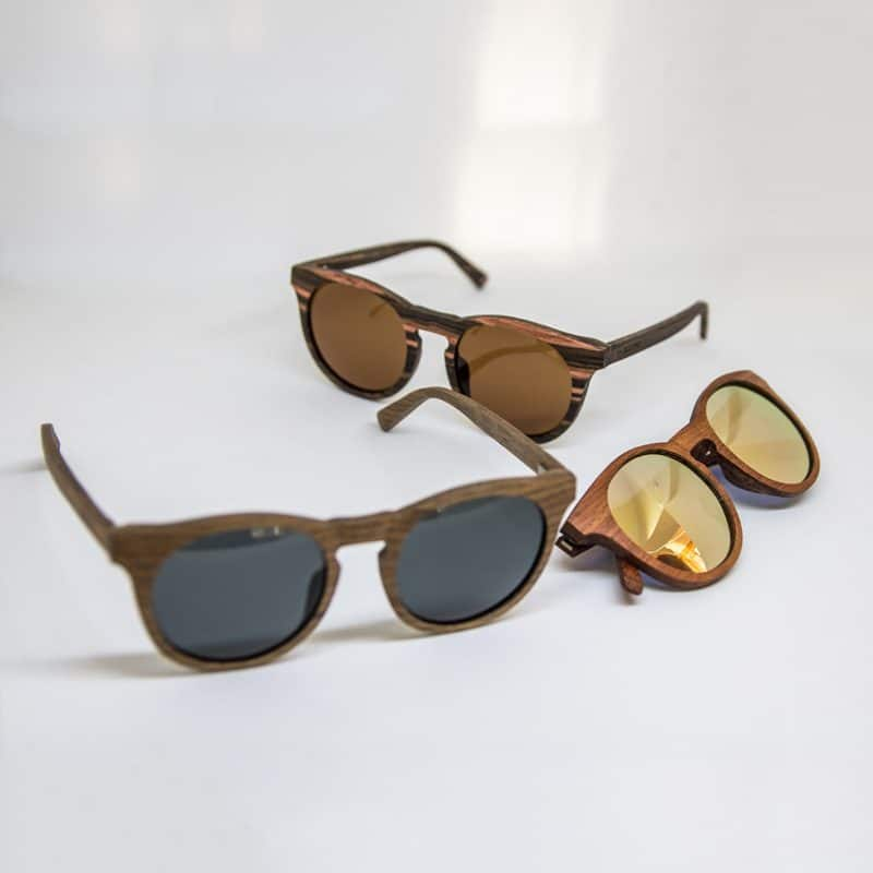 Strom Mr. Woodini Eyewear
