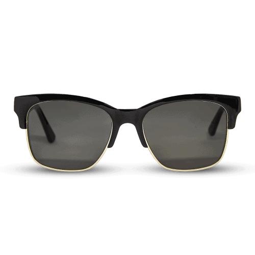 אייר פורס - משקפי שמש מעץ ואצטט