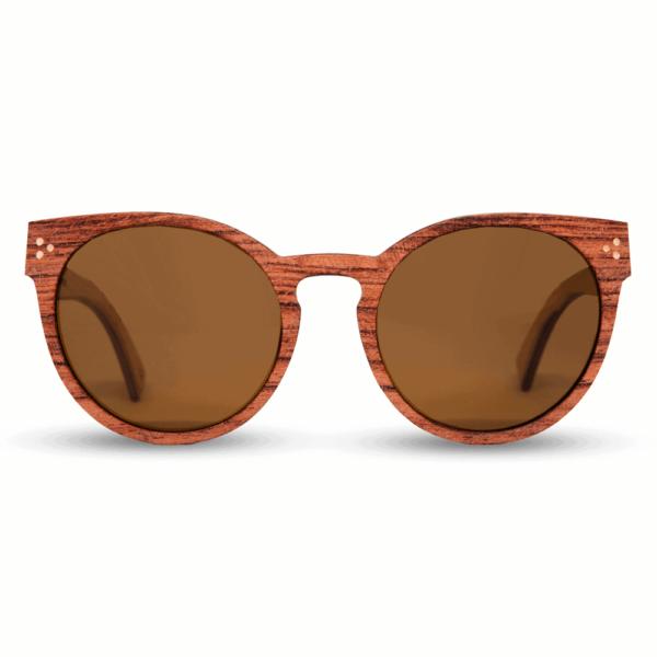 Marita Rosewood - משקפי שמש מעץ | מיסטר וודיני