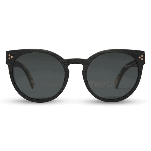 Marita Black - משקפי שמש מעץ | מיסטר וודיני