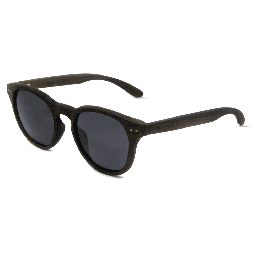 דגם Fuego - משקפי שמש מעץ אלון - Mr. Woodini