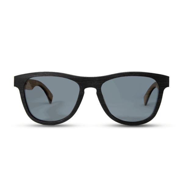 Cobra - Black Ebony - משקפי שמש מעץ - Mr. Woodini