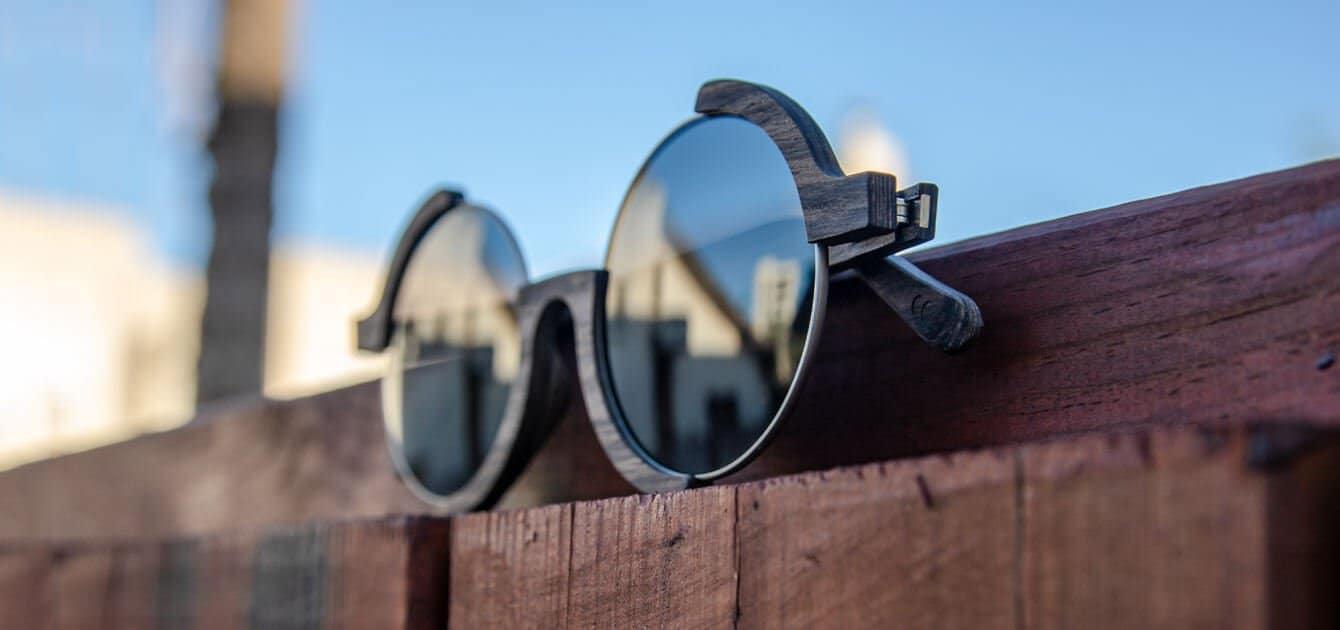Mr. Woodini - משקפי שמש מעץ