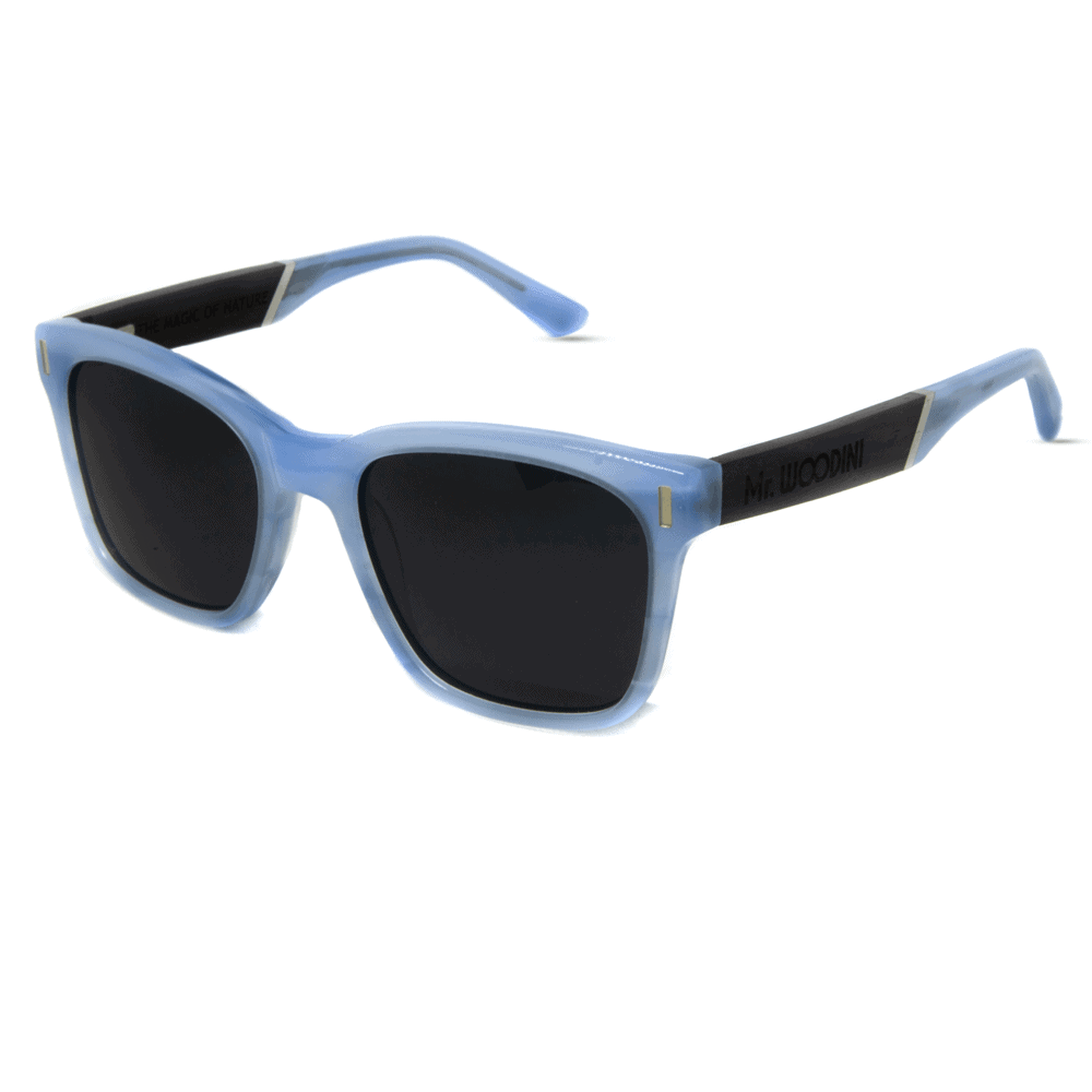 דגם Frozen - משקפי שמש מאצטט ועץ - Mr. Woodini