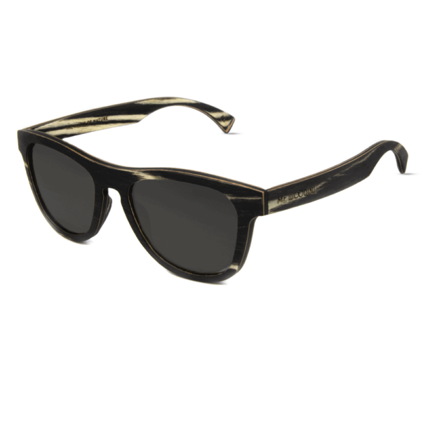 Cobra Butterfly Wood - Gray Lens