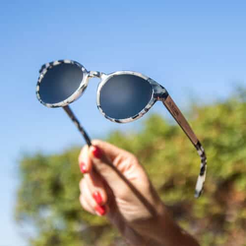 מסגרות משקפיים מאצטט ועץ