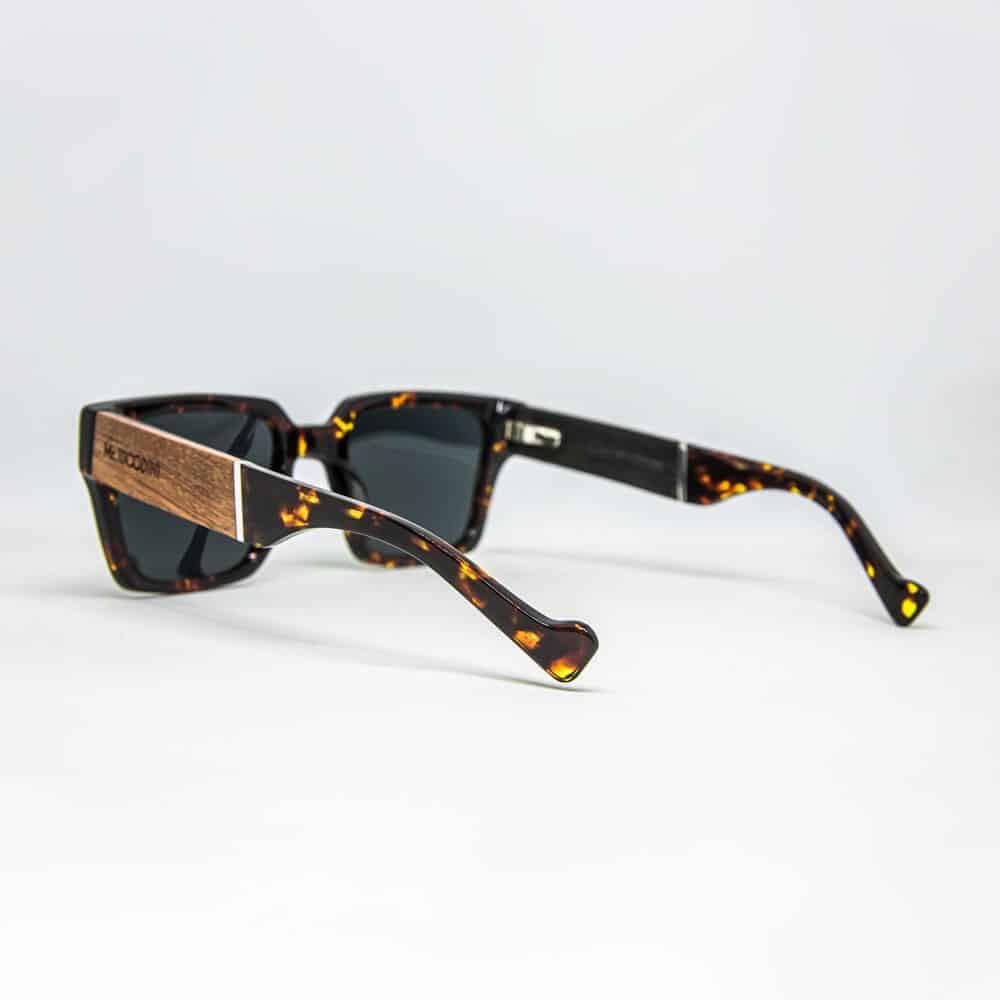 משקפי שמש מאצטט אקולוגי - דגם בוילר